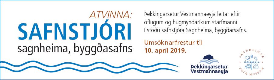 ÞSV-Safnstjóri Sagnheima