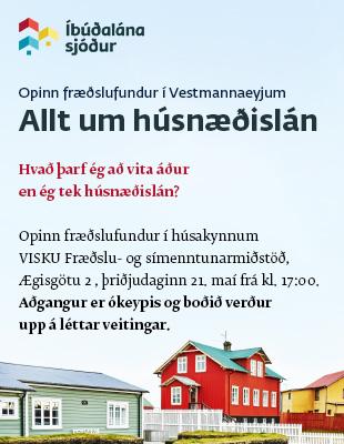 ÍLS – Fræðslufundur