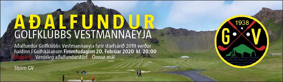 GV-Aðalfundur