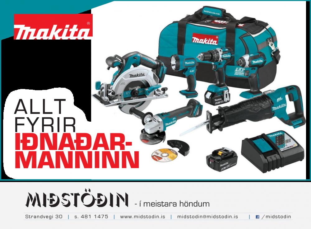 Miðstöðin