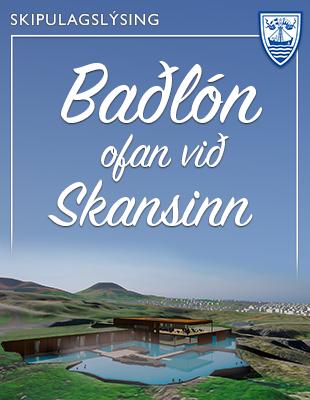 Baðlón aðalskipulag