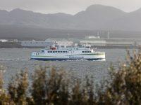 Ferðalagið gengur vel hjá Herjólfi - myndir